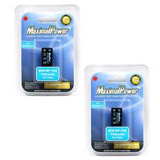 2x Battery For KONICA MINOLTA NP-700 Dimage X50 X60 DG-X50-K BATTERY x2