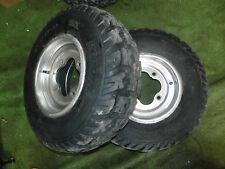 4/144 Front OE Wheels Sedona 21x7x10 Tires TRX 450r 400ex 300ex ltr450 trx450r