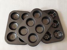 CHEESECAKE/CAKE/MUFFIN/CUPCAKE NON STICK PAN/TRAY/TIN/MOULD ~6 CUPS