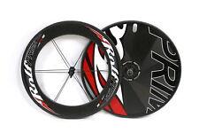 Rolf Prima TDF85 700c Road Bike Wheelset Carbon Tubular 10 Speed w/ Bag