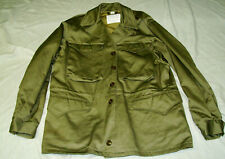 1943 US Army Field Jacket M-1943 Size 42R Reenactor Repro by ATF