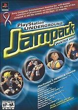 PlayStation Underground Jampack - Winter 2001   (Sony PlayStation 2) Rated RP-M