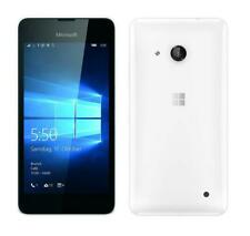 Microsoft Lumia 550 Smartphone 8GB Windows 10 Weiß White LTE Wie Neu in OVP