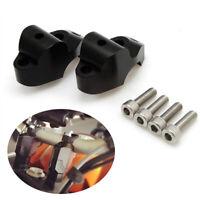 "1-1/8"" 28mm Handlebar Riser Up Back Move Bracket For KTM 1050 1090 1190 1290"
