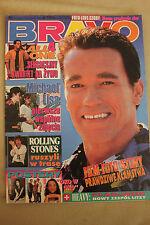 Bravo 20/1994 Arnold Schwarzenegger, Mariah Carey,Dj Bobo, Rolling Stones