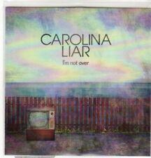 (AW918) Carolina Liar, I'm Not Over - DJ CD