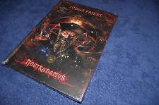 "JUDAS PRIEST ""NOSTRADAMUS"" DIGIPAK A5 FORMAT LIMITED EDITION 2CD 48 PAGES"