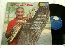 Portrait of EDDIE MILLER Dick Cary Peanuts Hucko Matty Matlock LP Bob Enevoldsen