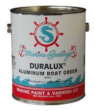 Duralux Aluminum Boat Paint Green, Gallon