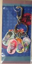 Naruto Keyring Keychain official Sasuke etc. official anime