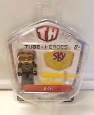 NIP Tube Heroes YouTube - SKY Action Figure Toy w/ Accessories (2015) - NEW