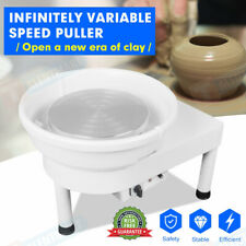 Us Stock High Quality Table Top Pottery Wheel Ceramic Drawing Machine