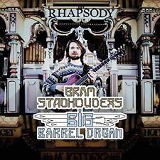Bram Stadhouders - Big Barrel Organ [CD]