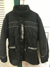 Arctiva Winter Jacket, Men XS,black,insulated,zip out lining
