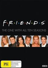 Friends - The Complete Series (DVD, 40-Disc Set, Box Set) NEW