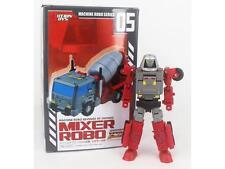 Machine Robo MR-05 Mixer Robo Figure USA Seller