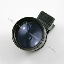 HD 37mm 2.0X Tele Telephoto Zoom Camera Mount Clip Lens Kit for iPhone Android