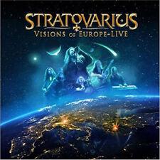 Stratovarius Visions de Europe Live 2016 Remasterisé Digipak 2CD Album