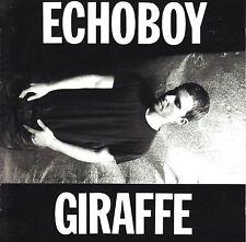 cd-album, Echo Boy - Giraffe, 10 Tracks