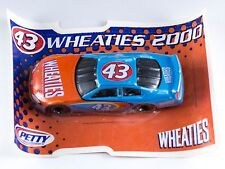 General Mills Cereal Promo Wheaties #43 John Andretti New Sealed 1/64 Scale Car
