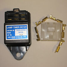 NGK GENUINE LAMP TIMER DC12V Time Relay Kubota 15694-65992 S81NL Timer Glow Lamp