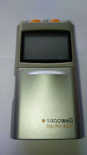 Sanowell Digi Pro 4000 TENS&EMS Pain Therapy Device-Excelent cond-Free Shipping