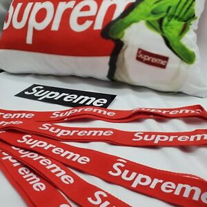 RED SUPREME LANYARD *BRAND NEW - FREE FAST SHIPPING*