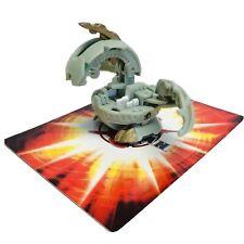 Bakugan Battle Brawlers Haos Grey Naga Dragonoid 640g With 2 Random Cards.