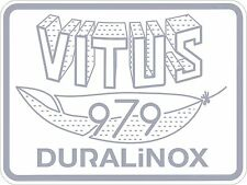 VITUS 979 tubing decal V3 - perfect for restorations