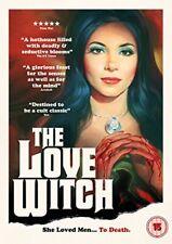 The Love Witch [DVD][Region 2]