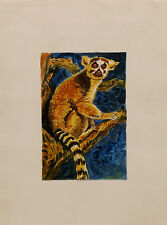 Künstlerische Malerei des Zeitraums 1950-1999 im Impressionismus-Motiv