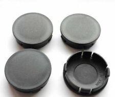 4 X ALLOY WHEEL CENTRE HOLE CAPS 55 / 58 mm LAND ROVER OUTLANDER...NEW