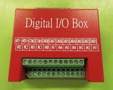 digital i/o box @MCP