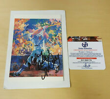 Steve Garvey American Professional Baseball Player Dodgers Autograph Photo COA