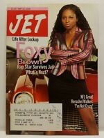 Jet Magazine Issue May 19 2008 Foxy Brown Survives Jail
