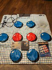 Mario Duck Hunt Track Meet Power Pad Bundle W Manuals NES