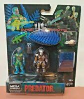 Mega Construx Black Series Predator Thermal Dutch Vs Predator 2-Pack New
