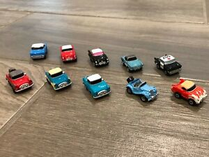 Vintage Micro Machines from Galoob