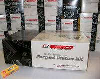 66.4mm Piston Top End Gaskets Spark Plug for Honda CR250R 1997-2001