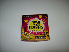WAR OF THE PLANETS no 1010 8mm Film complete edition