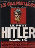 LE CRAPOUILLOT n°31. Le Petit Hitler illustré - 1974