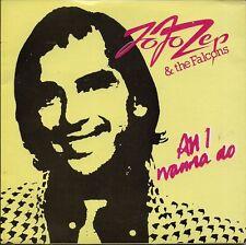 "Jo Jo Zep and the Falcons All I Wanna Do UK 45 7"" sgl +Pic Slv +Thin Line"