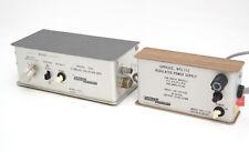 Grass Instruments Stimulus Isolation Unit SIU5 + RPS 112 Power Supply