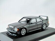 Mercedes-Benz 190E 2.5-16 Evo2  1990  blauschwarz metallic   / Minichamps  1:43