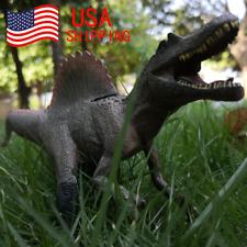 Spinosaurus Dinosaur Figure Soft Plastic Toy Model Christmas  Gift for Boy