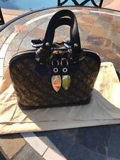 Louis Vuitton Monogram Eclipse Alma LV Handbag Purse Authentic M40245 Limited