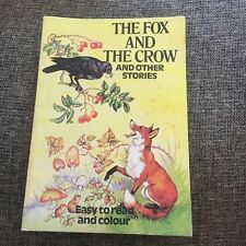 THE FOX AND THE CROW AND OTHER STORIES. AWARD PUBLICATIONS.