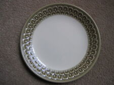 Wedgwood Pottery BRAEMAR Design Retro 1960's Green Side Plate - more available!