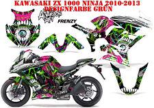 AMR Racing DECORO GRAPHIC KIT KAWASAKI zx-6r 636/10r/z-1000 SX Frenzy B
