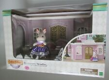 Calico Critters Town Designer Studio with Bunny Couch Table EPOCH NEW